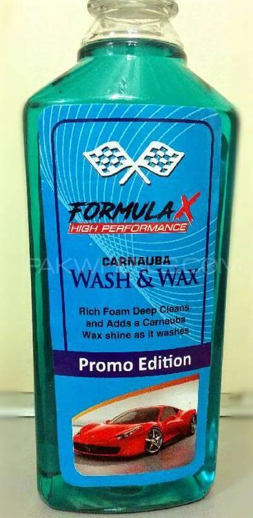 Formula X -  Wash n Wax Image-1