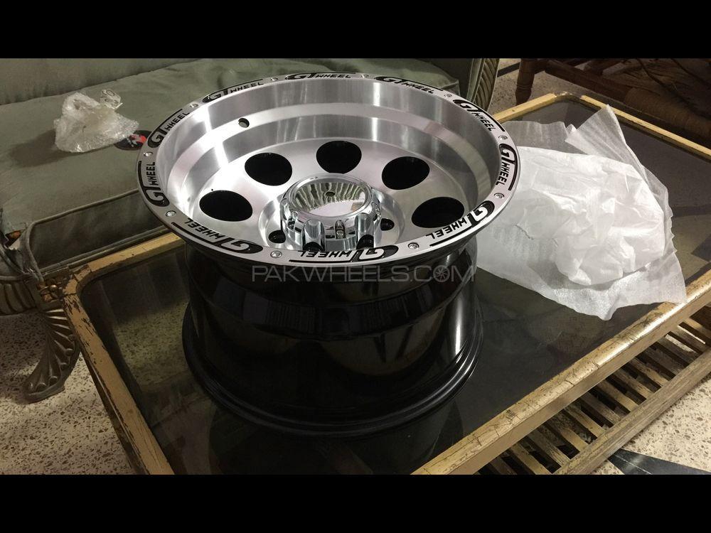 Gt wheels Image-1