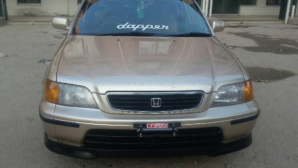 Honda City EXi Neo 1.5 1998 Image-1