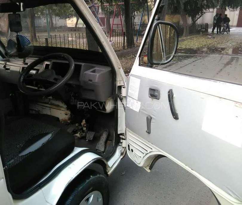 Suzuki Bolan VX 2008 Image-1