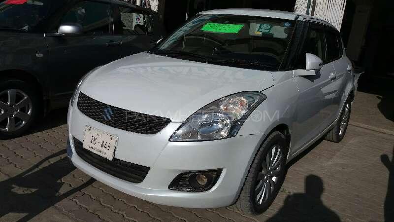 Suzuki Swift XG 1.2 2010 Image-1