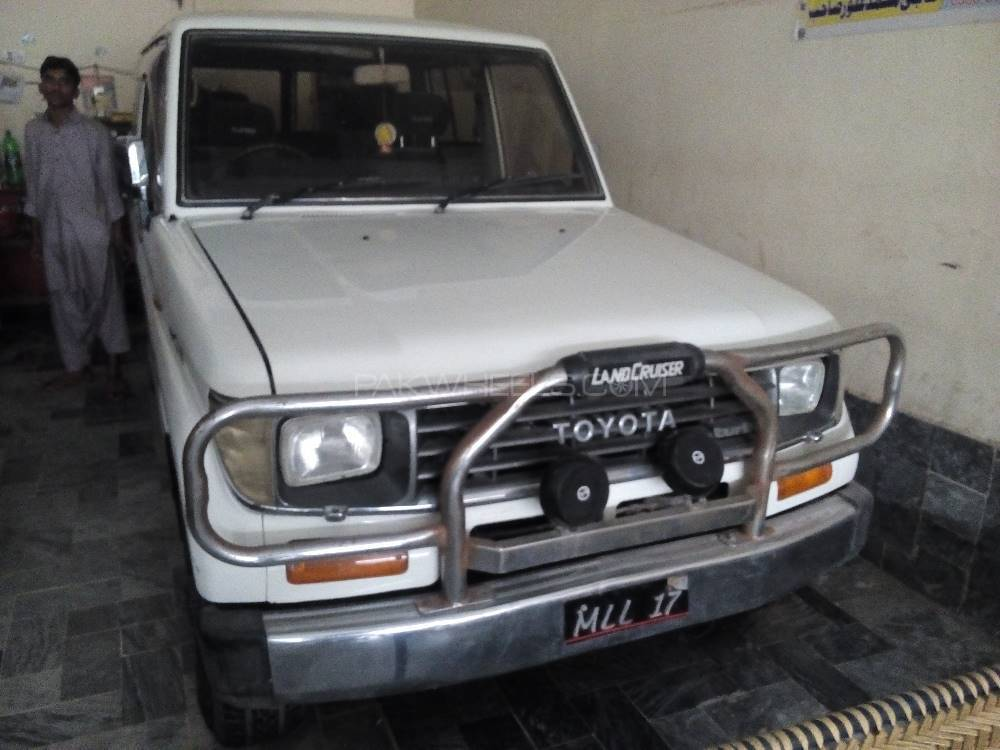 Toyota Prado 4.0 GX 1993 Image-1