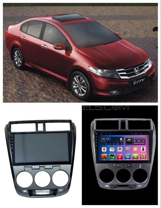 Android gps navigation music system Image-1