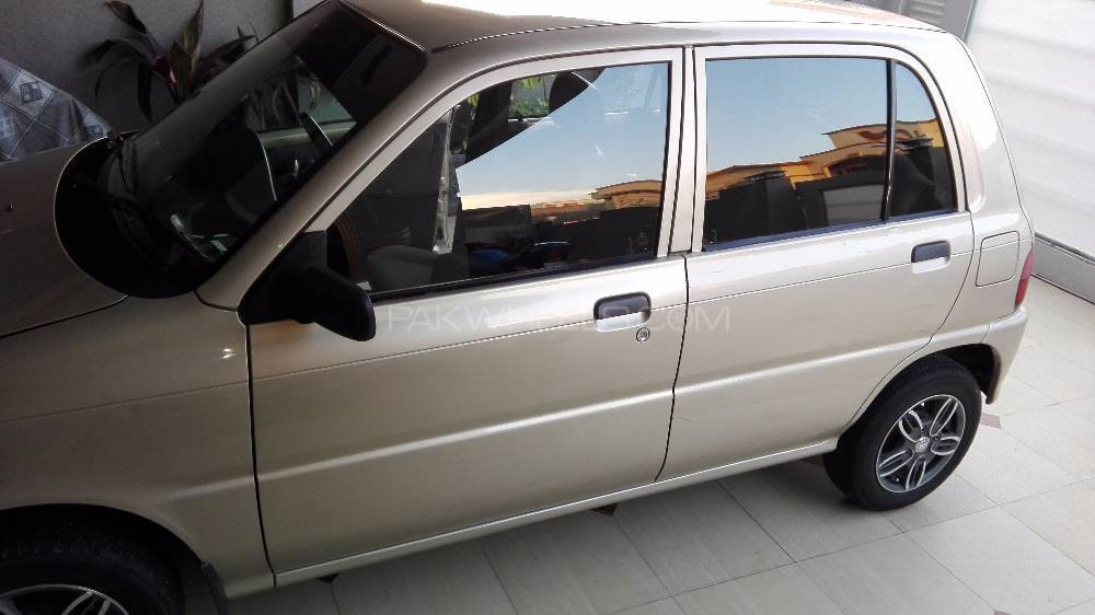 Daihatsu Cuore CX Automatic 2010 Image-1
