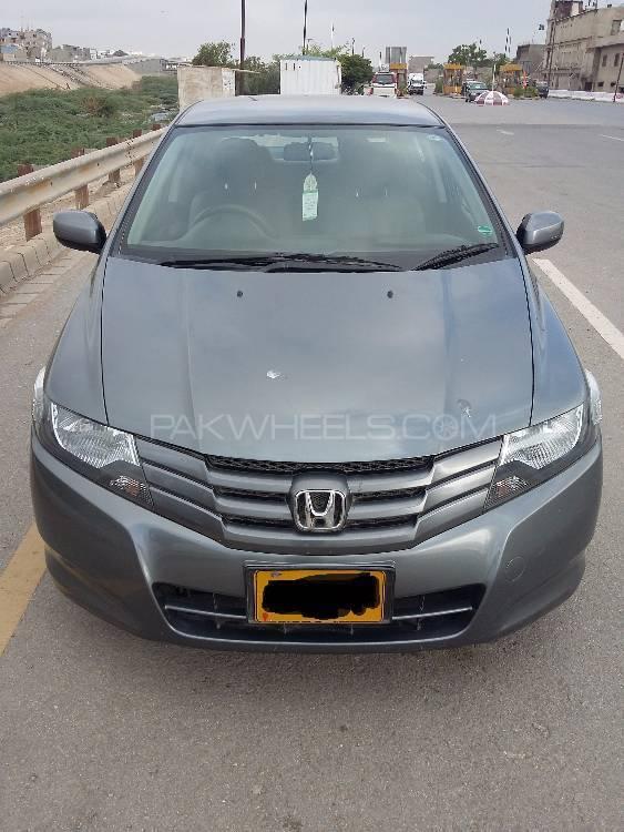Honda City i-VTEC 2012 Image-1