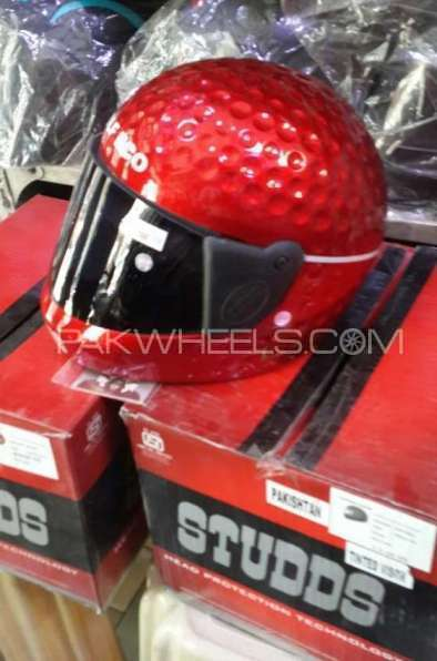 Original Indian Helmet GOLF model Original Indian Helmet GOLF model Image-5 Original Indian Helmet G Image-1