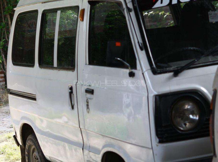 Suzuki Bolan VX (CNG) 2001 Image-1