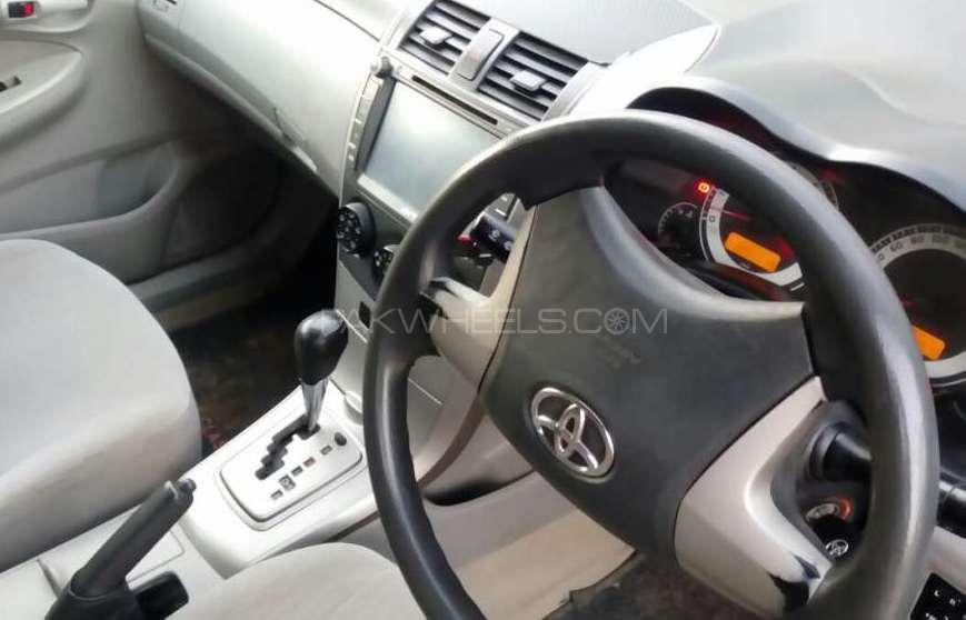 Toyota Corolla Axio X 1.5 2006 Image-1