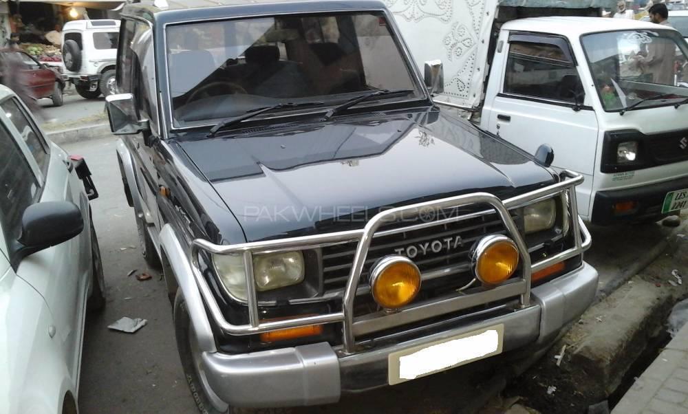 Toyota Land Cruiser VX 4.2D 1994 Image-1