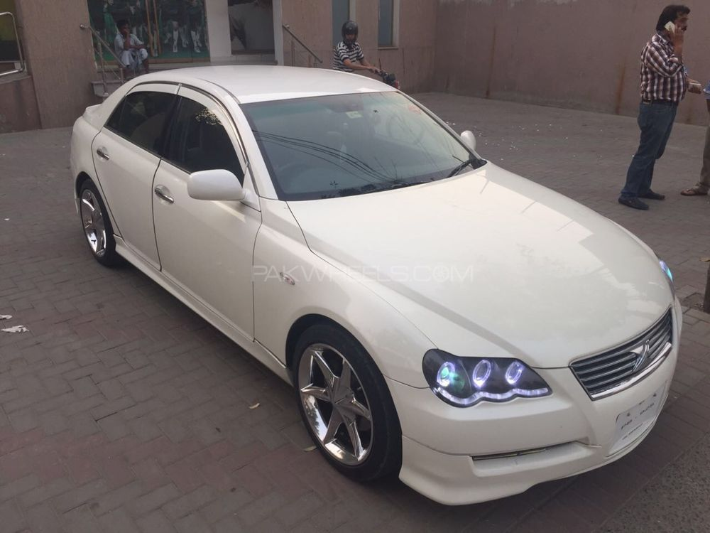 toyota mark x 250g 2005 for sale in lahore pakwheels. Black Bedroom Furniture Sets. Home Design Ideas