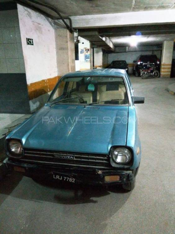 Toyota Starlet 1.0 1978 Image-1