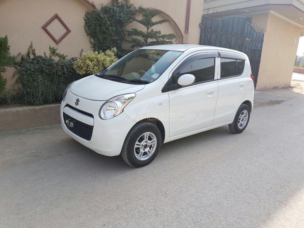 Suzuki Alto X 2012 Image-1