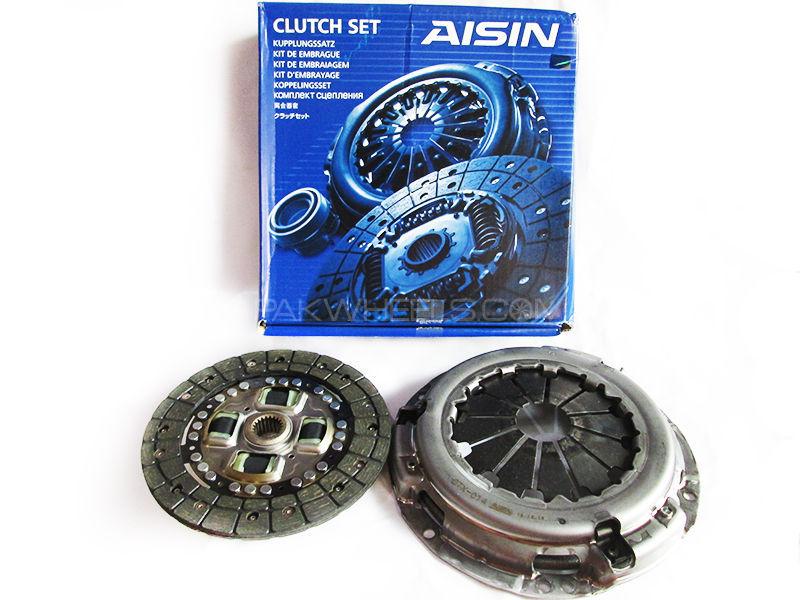 Toyota Corolla AISIN Clutch Pressure set Xli, Gli, Altis 2002-2016 Image-1