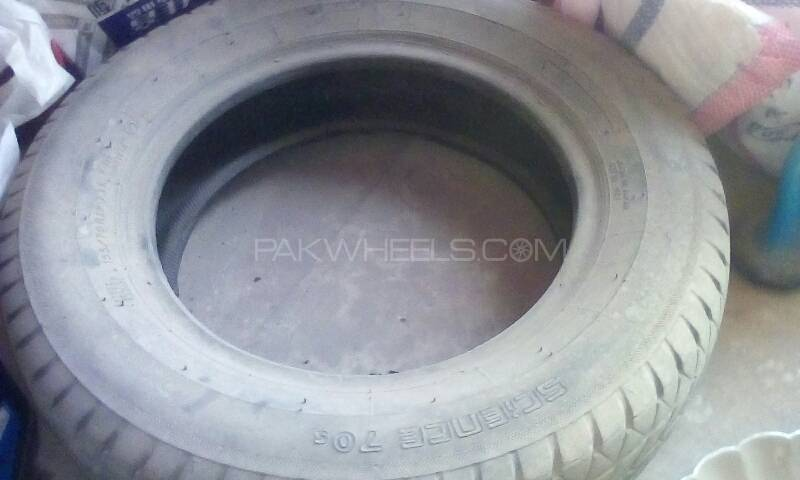 Yokohama tyre for mehran. Image-1