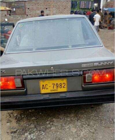 Nissan Sunny 1980 Image-1