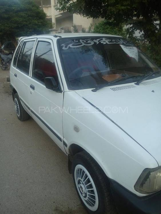 Suzuki Mehran VX 2007 Image-1
