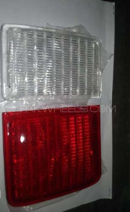 Tail lamp lense for suzuki every 08_12japan model Image-1