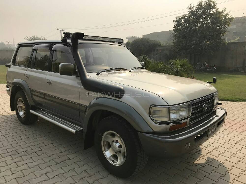 Toyota Land Cruiser VX Limited 4.2D 1995 Image-1
