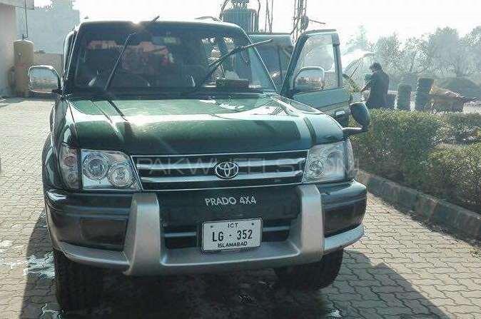Toyota Prado TZ 4.0 1998 Image-1