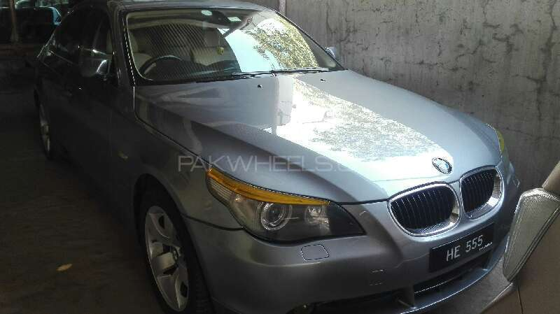 BMW 5 Series 525i 2005 Image-1