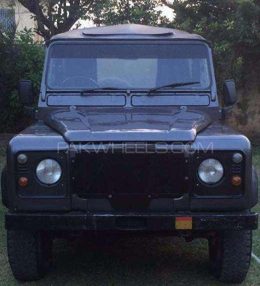 Land Rover Defender 90 SW 1998 Image-1