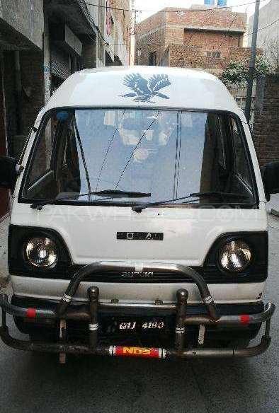 Suzuki Bolan VX 1995 Image-1