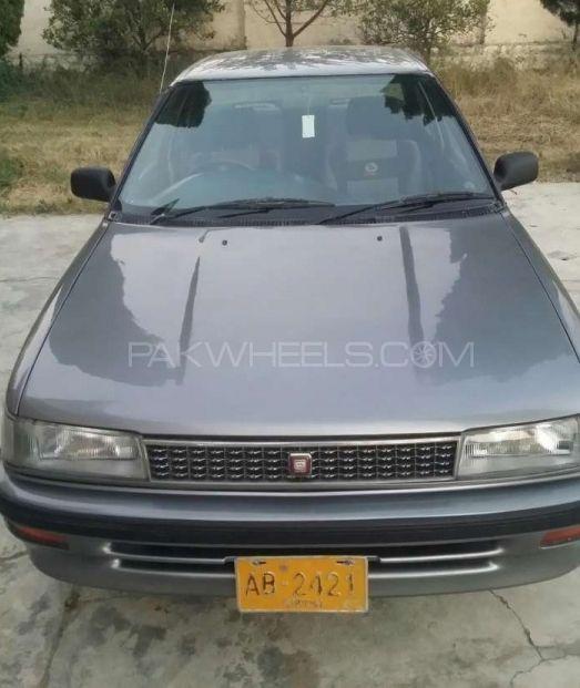 Toyota Corolla 1990 Image-1