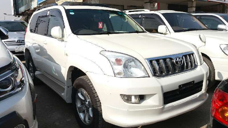 Toyota Prado TZ 3.4 2004 Image-1