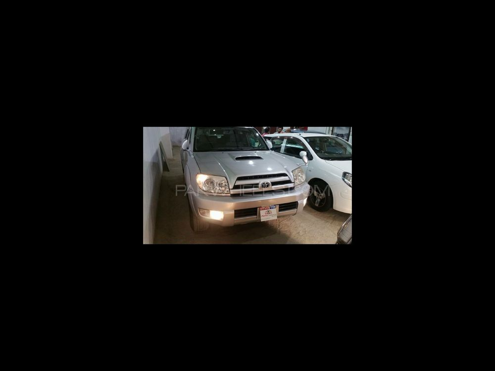 Toyota Surf SSR-G 3.0D 2004 Image-1