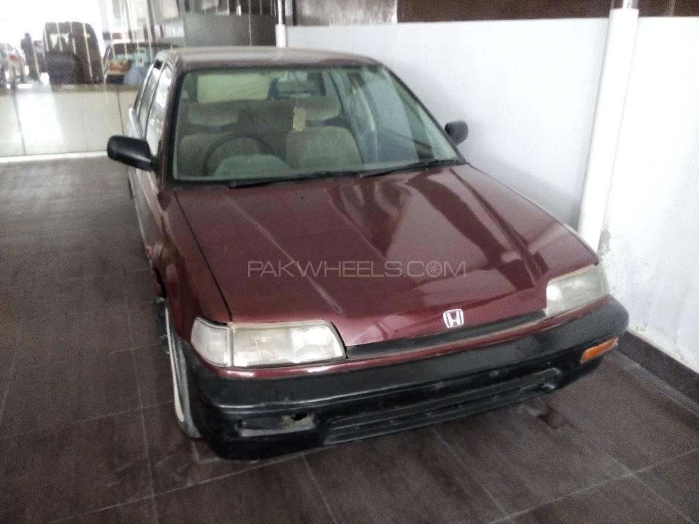 Honda Civic SXi 1990 Image-1