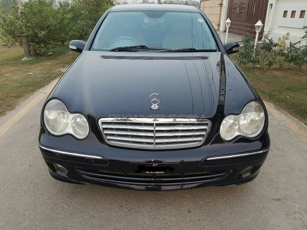 Mercedes benz c class c180 2006 for sale in lahore pakwheels for Mercedes benz c class 2006 for sale