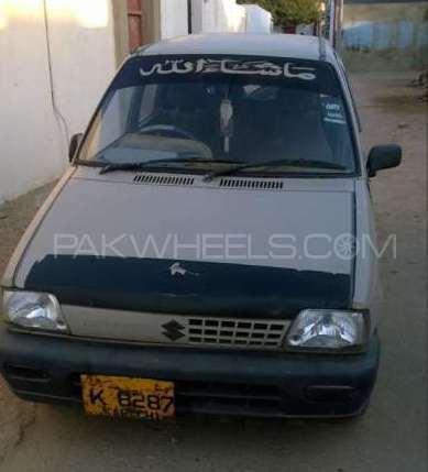 Suzuki Mehran VX 1989 Image-1