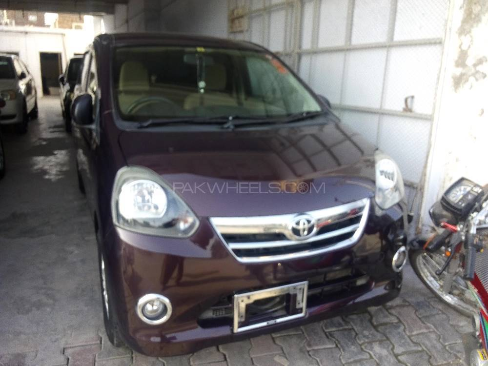 Toyota Pixis Epoch D 2012 Image-1