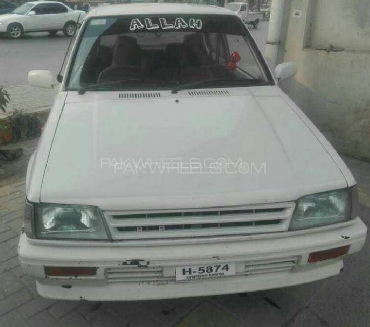 Daihatsu Charade CX 1994 Image-1