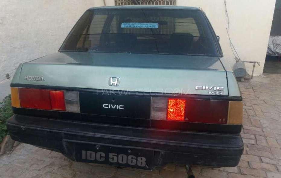 Honda Civic VTi 1.6 1984 Image-1