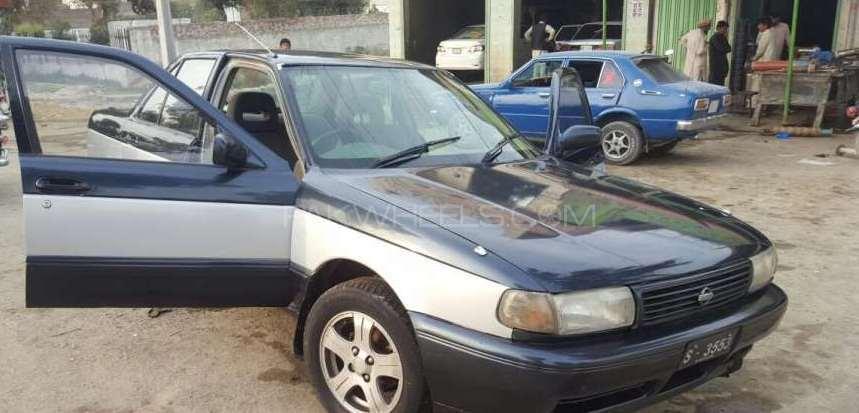 Nissan Sunny 1996 Image-1