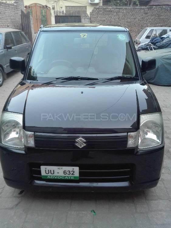 Suzuki Alto 2007 Image-1