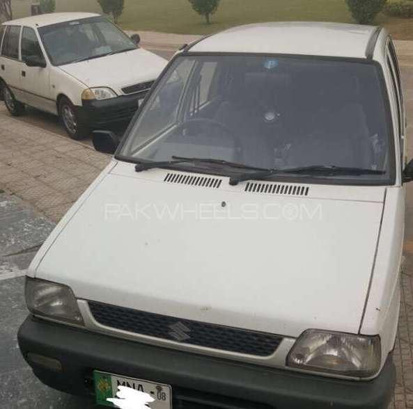 Suzuki Mehran VX 2008 Image-1