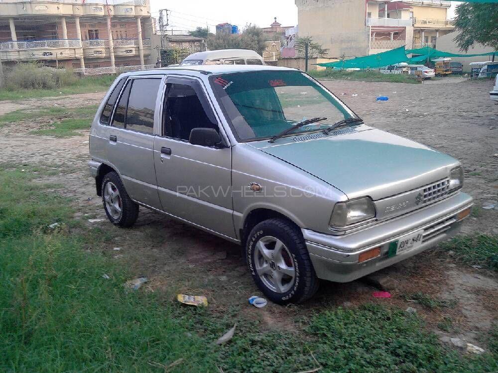 Suzuki Mehran VX (CNG) 2001 Image-1
