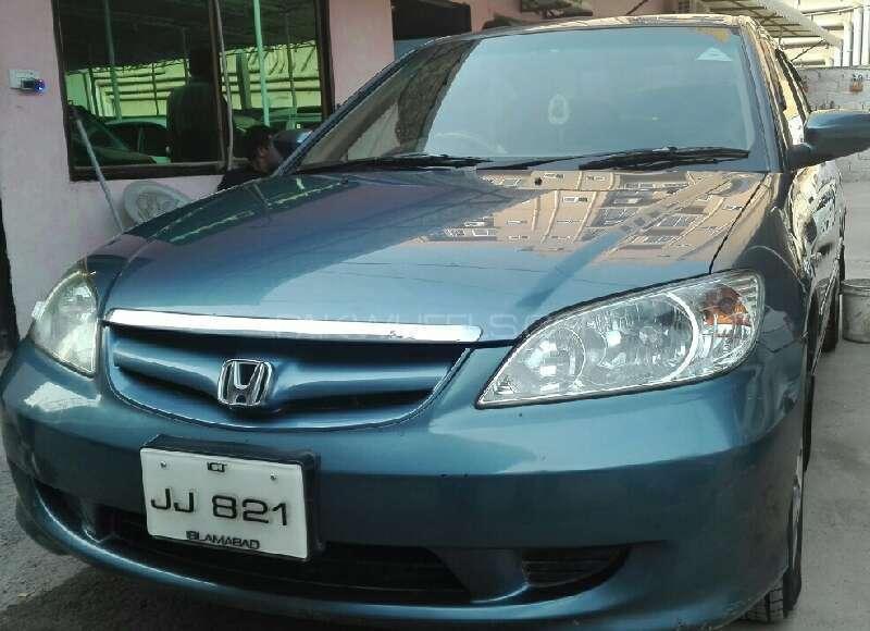 Honda Civic VTi Prosmatec 1.6 2005 Image-1