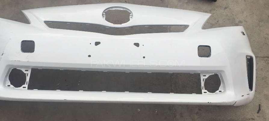 Toyota Alpha Bumper Image-1
