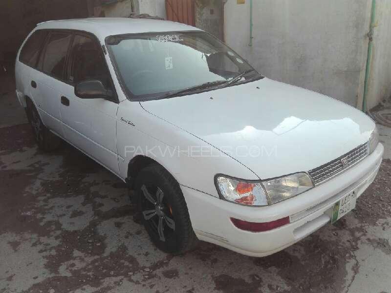Toyota Corolla Fielder 1993 Image-1