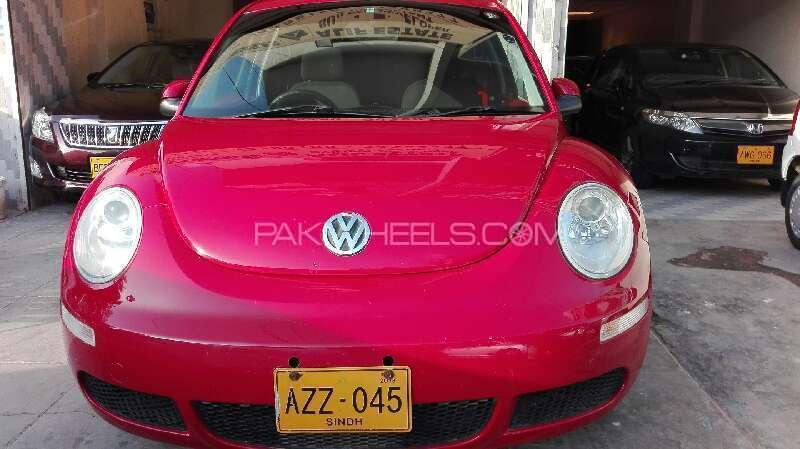 Volkswagen Beetle 1.4 2008 Image-1