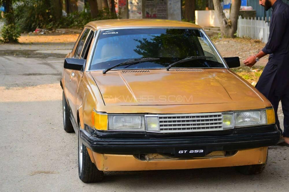 Mazda 626 1982 Image-1