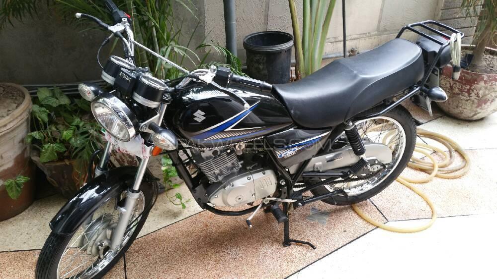 Suzuki GS 150 2016 Image-1