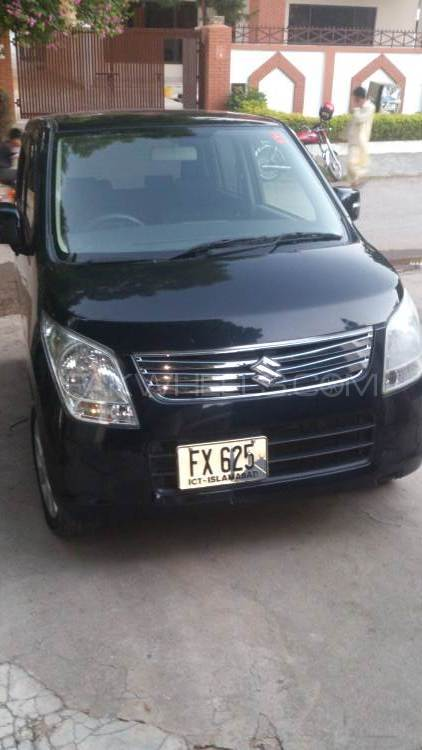 Suzuki Wagon R Limited 2011 Image-1