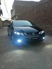 Honda Civic VTi Oriel Prosmatec 1.8 i-VTEC 2016 for Sale in Multan