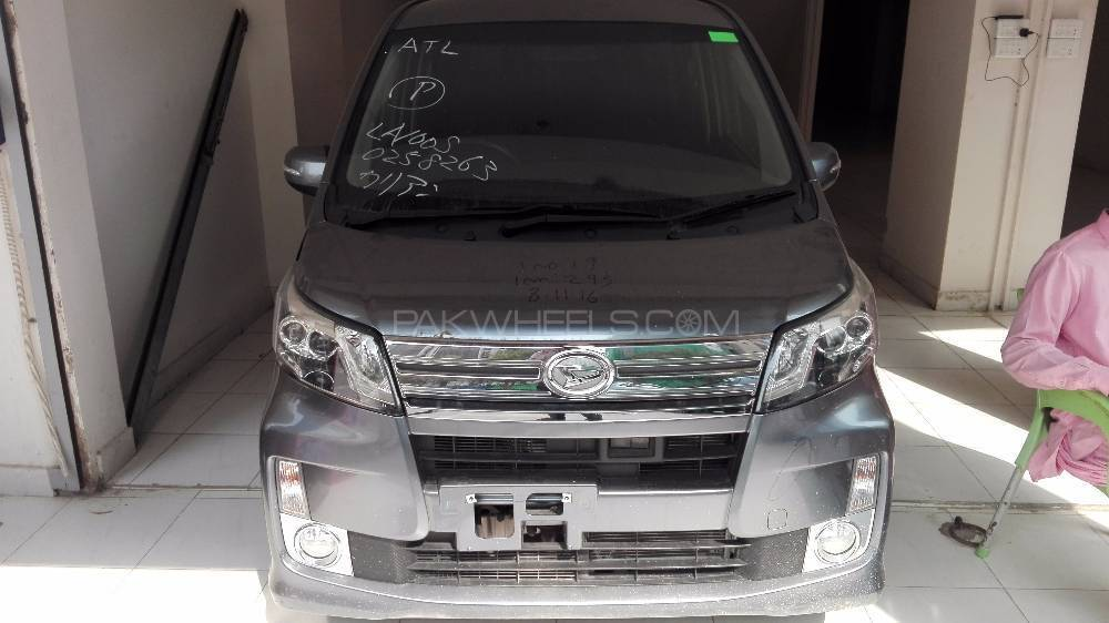 Daihatsu Move Custom X Limited 2013 Image-1
