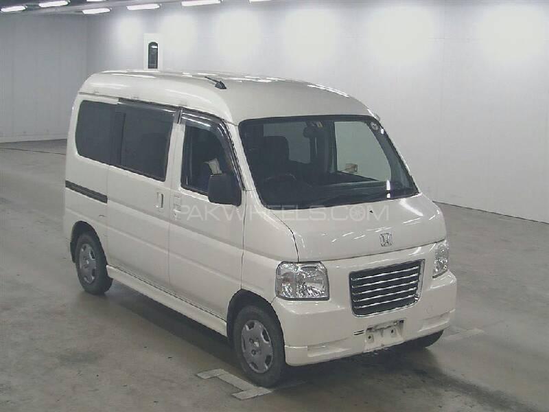 Honda Vamos Hobio M 2011 Image-1