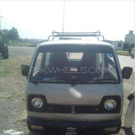 Suzuki Carry Standard 1981 Image-1